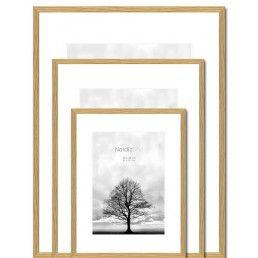 Oak Nordic Line Frame (2 sizes)