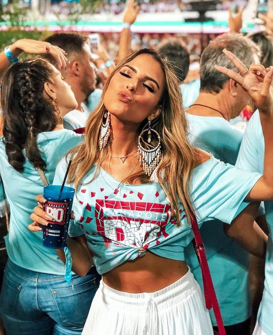 Abadás Customizados para o Carnaval 2019: Modelos lindos e modernos!