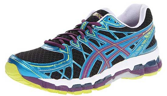 best women's shoes for treadmill