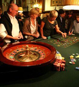 Soirée thème casino - Royal Casino Games