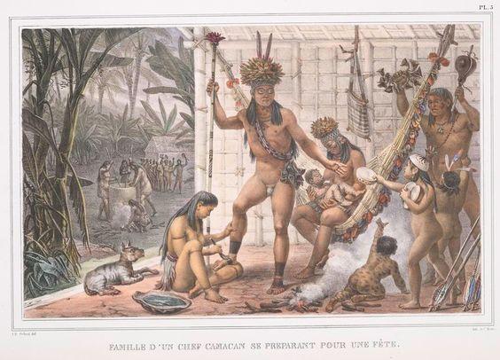 Família Chefe Camacan