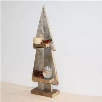 arbol de navidad - madera palet / pallet (el mejor precio)