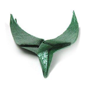 superior origami Calyx