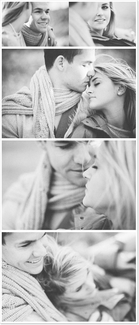 I personally love the intimacy of close-up shots in couples sessions