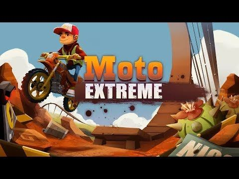 Moto Extreme Sports Bike Racing Game Motocross Bike Games