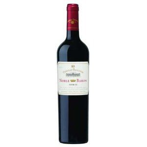 Chateau Tanunda Noble Baron Shiraz 2006 - expensive, but one amazing bottle of wine.