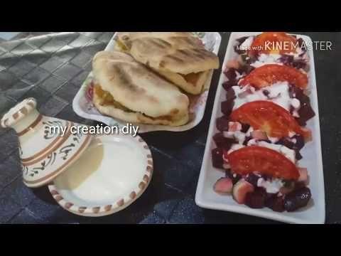 فطور صحي ومتكامل في البيت ومطلوع رائع Youtube Food Dishes Biotic