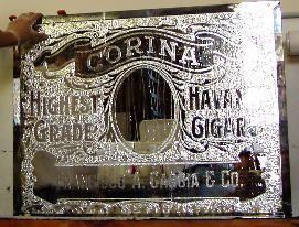 Corina mirror