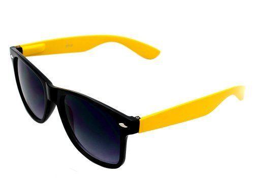 0eda317156 Sunglasses Wayfarer Two Tones (Black Yellow) Wayfayrer.  1.50. Save Learn  more at fourshamrock.com