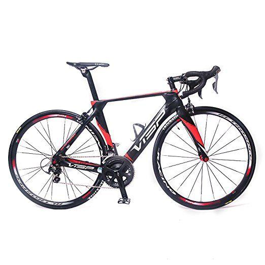Vtsp Vs 750 Carbon Fiber Frame 22 Speeds Road Bike 56cm Shimano