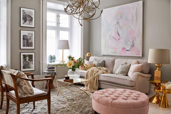 Stockholm Vitt - Interior Design: A Lovely Home