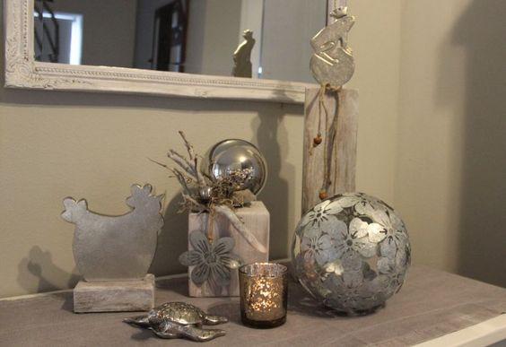 Natürlich dekorieren - Tischdeko