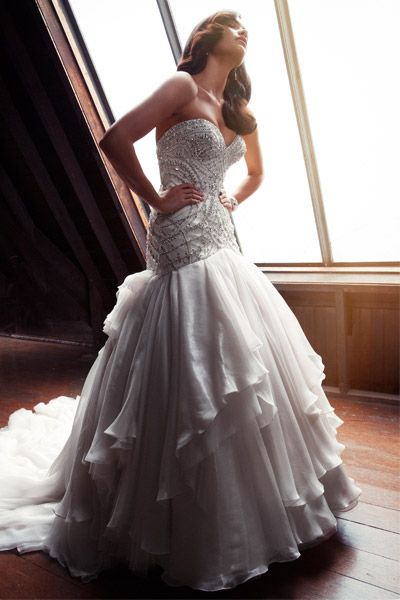 Allure Bridal Gowns Melbourne : Wedding gowns designer couture dresses armadale melbourne