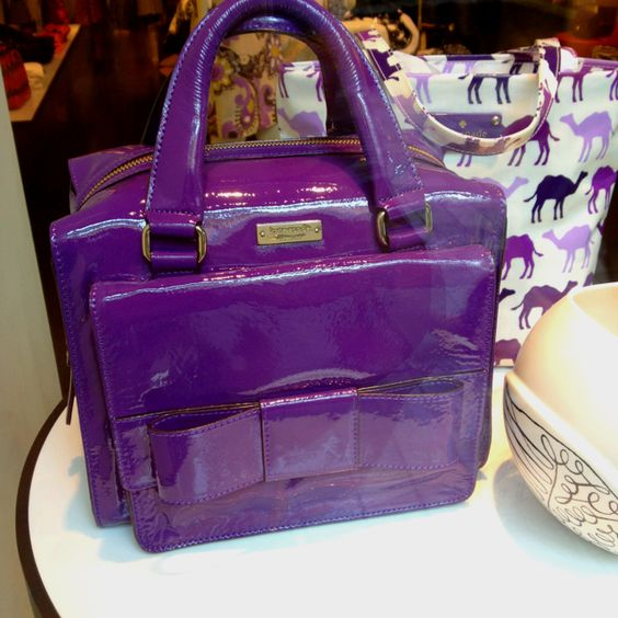 My wife wants this cute purple Kate Spade. How about you?