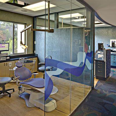 Dental office a dec 300 dental office design for Ideal office design