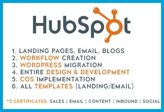Digichandan I Will Do Expert Hubspot Marketing And Sales Automation For You For 50 On Fiverr Com Digital Marketing Strategy Template Hubspot Marketing Strategy Template