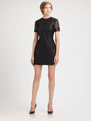 Diane von Furstenberg New Cindy Lace Dress