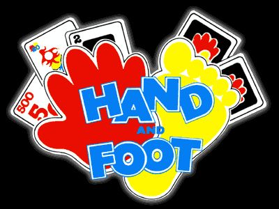 Hand Foot Card Game 20