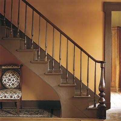 All About Interior Paint Copper The Family And Hallway