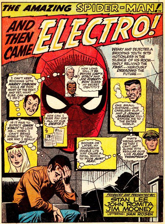 AMAZING SPIDER-MAN #82 (March 1970)