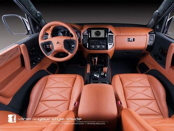2002 mitsubishi montero limited 4x4 interior photo 48446082