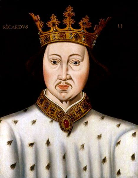 King Richard II (1377 – 1399) The House of Plantagenet