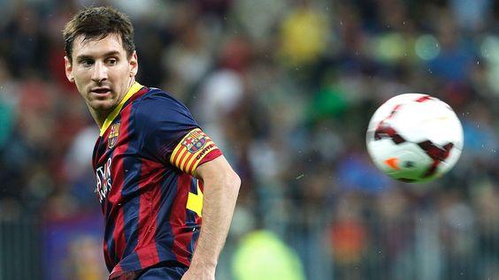Lionel Messi Barcelona HD Wallpaper - http://www.wallpapersoccer.com/lionel-messi-barcelona-hd-wallpaper.html