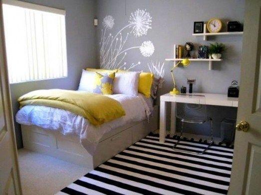 Top 10 Small Bedroom Ideas With Desk Top 10 Small Bedroom Ideas