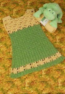 Lemon Drop Dress Free/Intermediate Pattern.