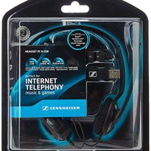 Sennheiser PC 8 USB Internet Telephony On-Ear Headset