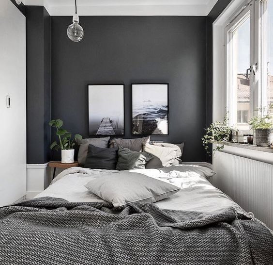 Pin By Ruizdegopegi On Decoracion Small Master Bedroom Home Decor Bedroom Bedroom Interior