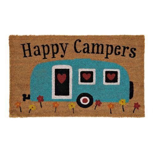 Happy Campers Doormat | Kirklands