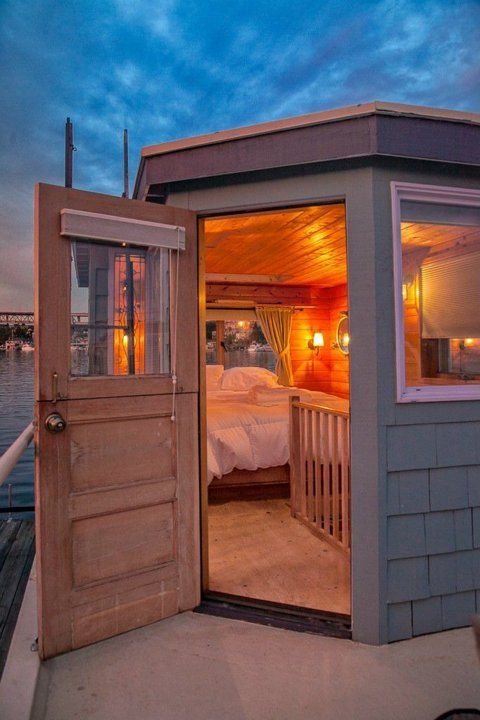 Yahoo Homes of the Week: Floating homes and houseboats for sale