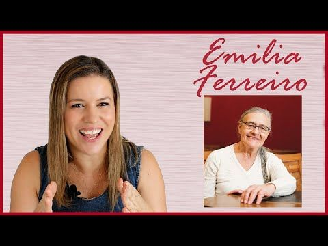 Especial Emilia Ferreiro E Suas Descobertas Sobre Alfabetizacao