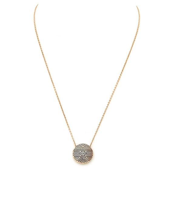House of Harlow Tholos Mosaic Necklace #houseofharlow