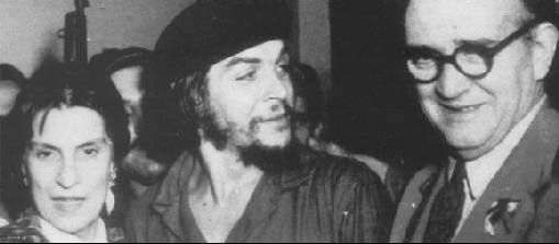 CHE GUEVARA: FATHER OF REVOLUTION, SON OF GALWAY
