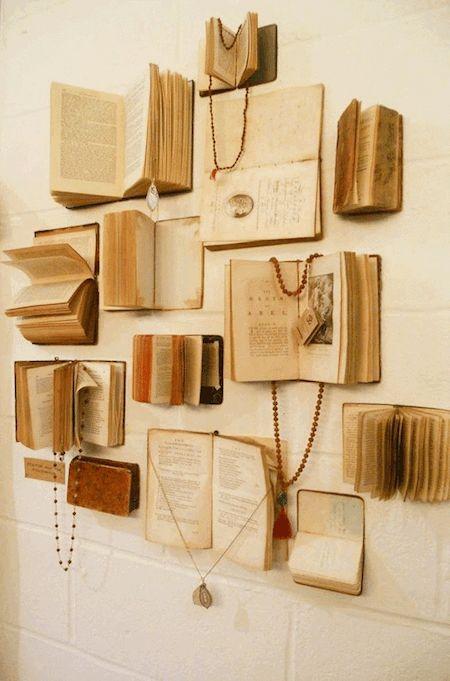 arredare con libri