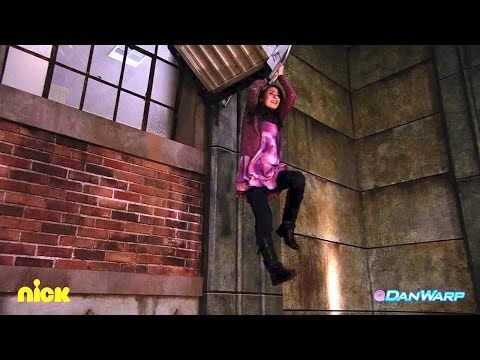 iCarly: iFall Off a Building - YouTube