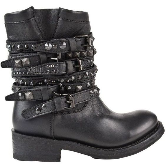 ASH Tempt Biker Boots and other apparel, accessories and trends. Browse and shop 21 related looks.