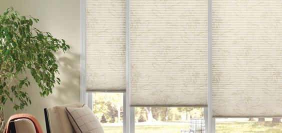 Good Housekeeping 3/4 Single Cell Light Filtering Custom Blinds and Shades By SelectBlinds.com
