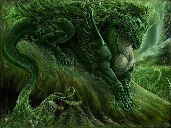 Nature Dragon.