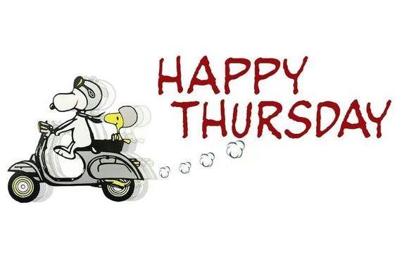 Snoopy Thursdays: