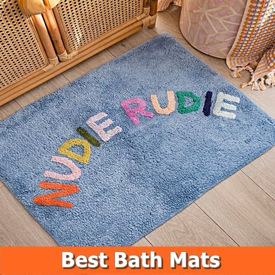 Best 12 Bath Mats On Amazon To Buy In 2020 We Have Compiled Some Of The Best And Most Affordable Bath Mats On Amazon Bath Mat Bathroom Mat Ideas Cute Bath Mats
