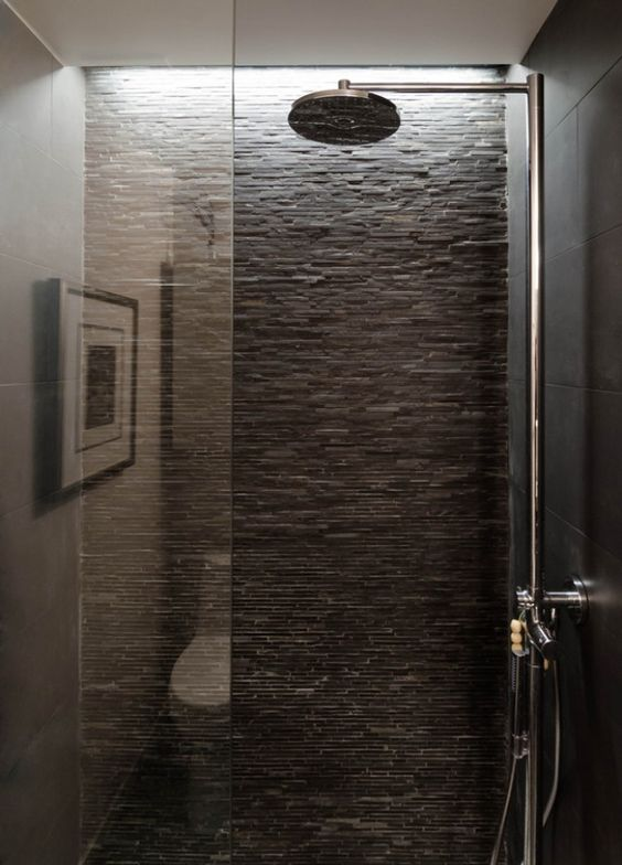 Wet Rooms Texture And Lighting On Pinterest