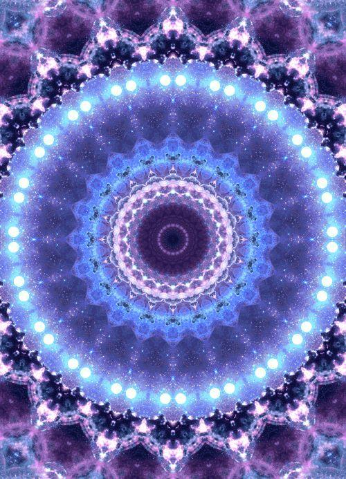 Elias Zacarias, Purple Mandala Animation