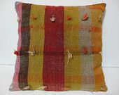 24x24 kilim pillow 24x24 large outdoor throw pillow case bohemian cushion cover sofa pillow cover retro pillow cover floor cushion cover rug