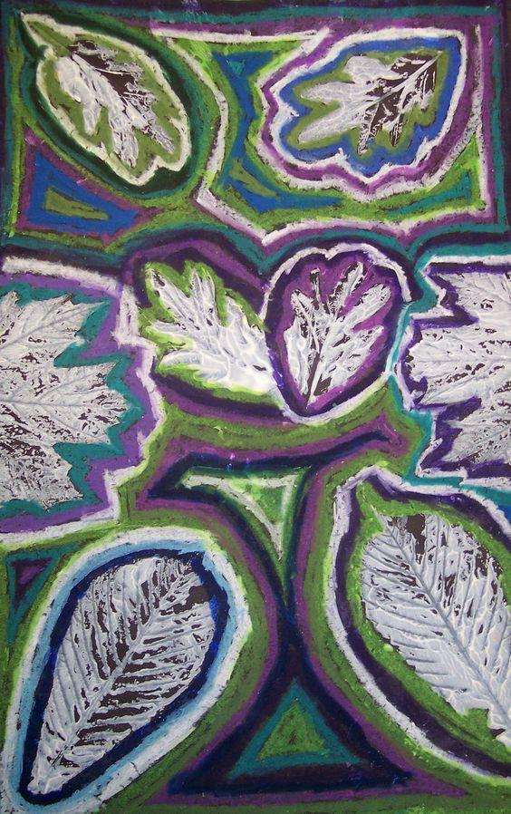Welcome: Leaf Prints