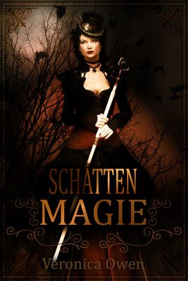 Premade Book Cover - vercodesigns Webseite! Steampunk Romantik Frau Magie Mystery
