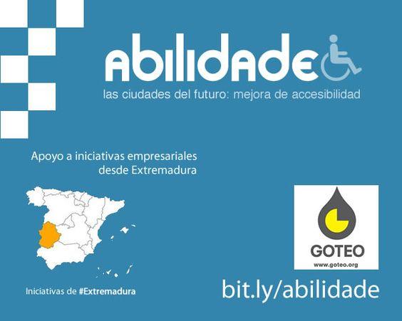 #Abilidade #discapacidad