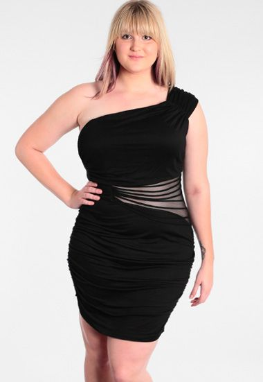 cool Attractive Plus Size Cocktail Dresses http://www.fashion367 ...
